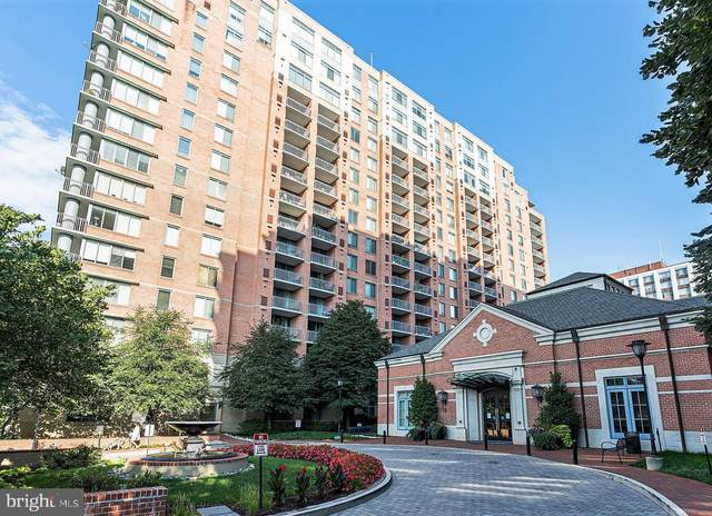 11710 Old Georgetown Road #324, NORTH BETHESDA, MD 20852 (#MDMC723044) :: Pearson Smith Realty