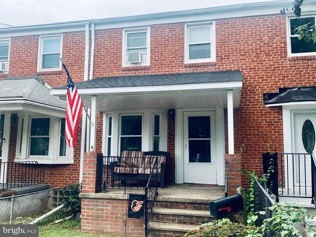 740 Arncliffe Road, BALTIMORE, MD 21221 (#MDBC504714) :: AJ Team Realty