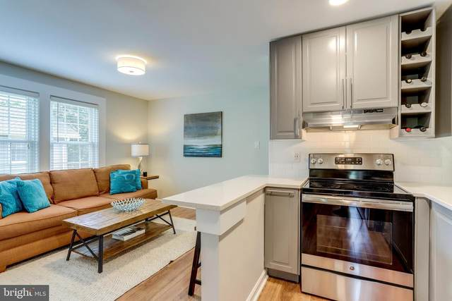 307 E Duncan Avenue H, ALEXANDRIA, VA 22301 (#VAAX250328) :: Debbie Dogrul Associates - Long and Foster Real Estate