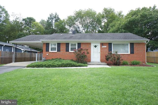 7505 Albemarle Drive, MANASSAS, VA 20111 (#VAPW503520) :: Debbie Dogrul Associates - Long and Foster Real Estate