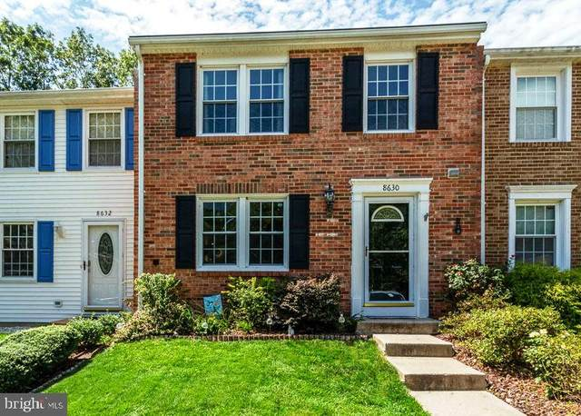 8630 Spring Creek Court, SPRINGFIELD, VA 22153 (#VAFX1151716) :: John Smith Real Estate Group