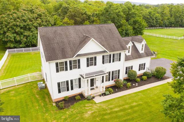 242 Carriage Drive, HARPERS FERRY, WV 25425 (#WVJF139980) :: The Licata Group/Keller Williams Realty