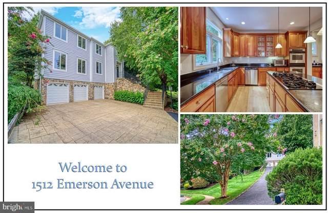 1512 Emerson Avenue, MCLEAN, VA 22101 (#VAFX1151764) :: RE/MAX Cornerstone Realty