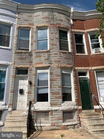 1922 Cecil Avenue, BALTIMORE, MD 21218 (#MDBA522468) :: AJ Team Realty
