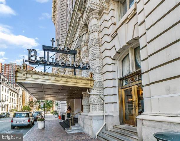 1 E Chase Street #313, BALTIMORE, MD 21202 (#MDBA522524) :: Jacobs & Co. Real Estate