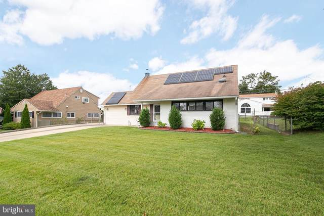 25 Hydrangea Road, LEVITTOWN, PA 19056 (#PABU505786) :: Blackwell Real Estate