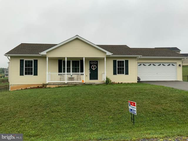 976 Duckwoods Lane, MARTINSBURG, WV 25403 (#WVBE180030) :: Pearson Smith Realty