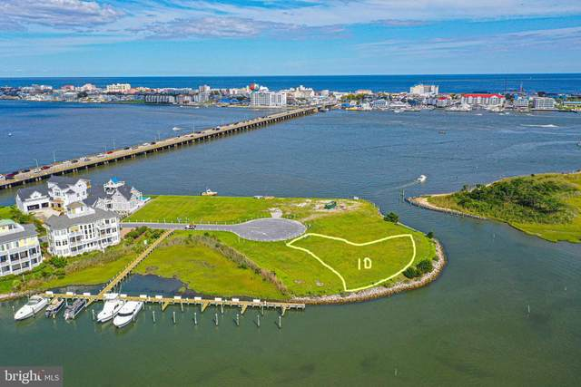 12982 Inlet Isle Lane Lot 10, OCEAN CITY, MD 21842 (#MDWO116466) :: The Redux Group