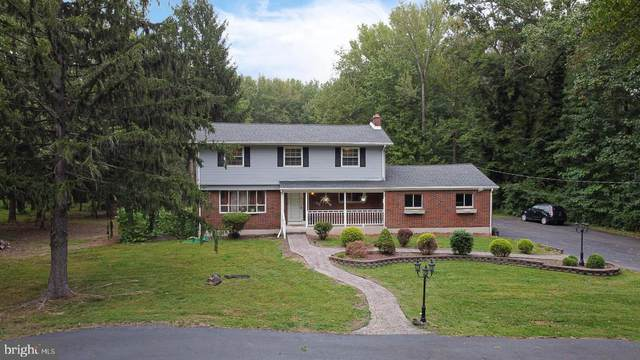 155 Deans Lane, MONMOUTH JUNCTION, NJ 08852 (#NJMX124948) :: The Toll Group
