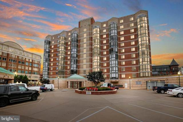 24 Courthouse Square #807, ROCKVILLE, MD 20850 (#MDMC723806) :: SP Home Team