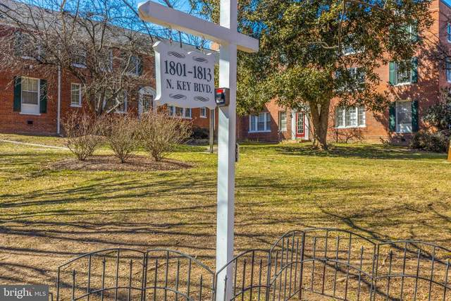 1811 Key Boulevard #10530, ARLINGTON, VA 22201 (#VAAR168890) :: Dart Homes