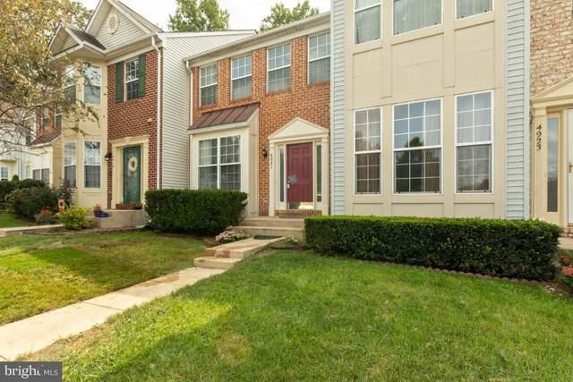 4921 Benecia Lane, DUMFRIES, VA 22025 (#VAPW503824) :: Debbie Dogrul Associates - Long and Foster Real Estate