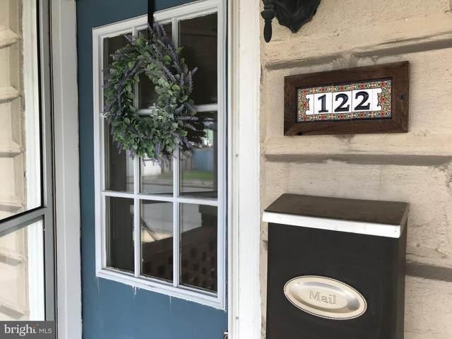 122 Pine Avenue, FREDERICK, MD 21701 (#MDFR270206) :: AJ Team Realty