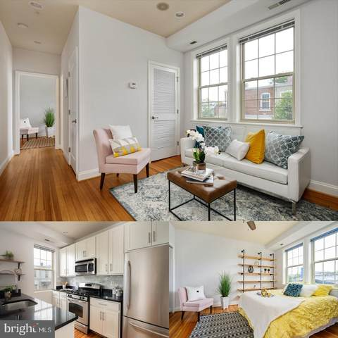 410 15TH Street NE #26, WASHINGTON, DC 20002 (#DCDC484840) :: Pearson Smith Realty