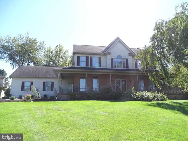 1 Colergo Drive, DOUGLASSVILLE, PA 19518 (#PABK363378) :: Iron Valley Real Estate