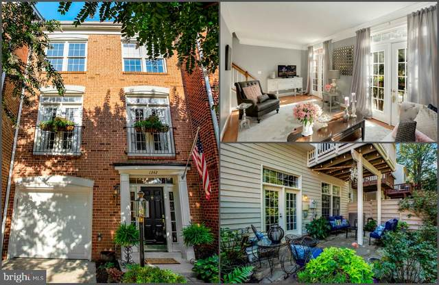1342 Sundial Drive, RESTON, VA 20194 (#VAFX1152554) :: Debbie Dogrul Associates - Long and Foster Real Estate