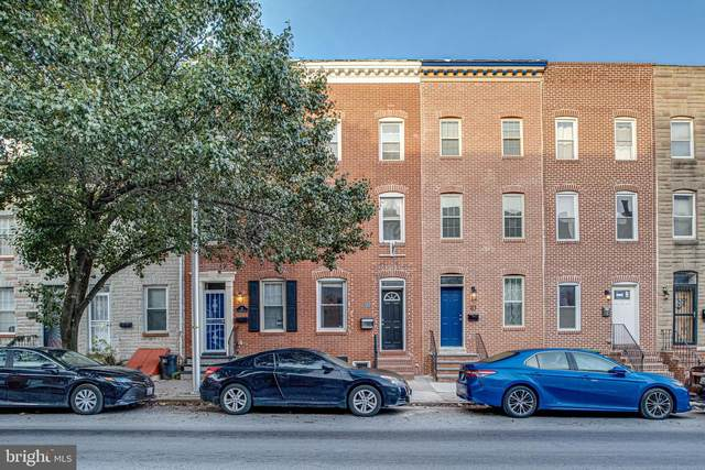 12 S Washington Street, BALTIMORE, MD 21231 (#MDBA522842) :: The MD Home Team
