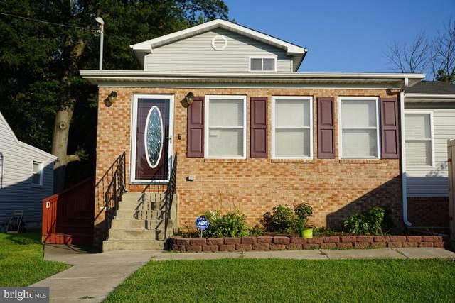 1617 Hopewell Avenue, BALTIMORE, MD 21221 (#MDBC505368) :: Gail Nyman Group