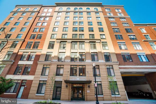 1205 N Garfield Street #409, ARLINGTON, VA 22201 (#VAAR168986) :: Bic DeCaro & Associates