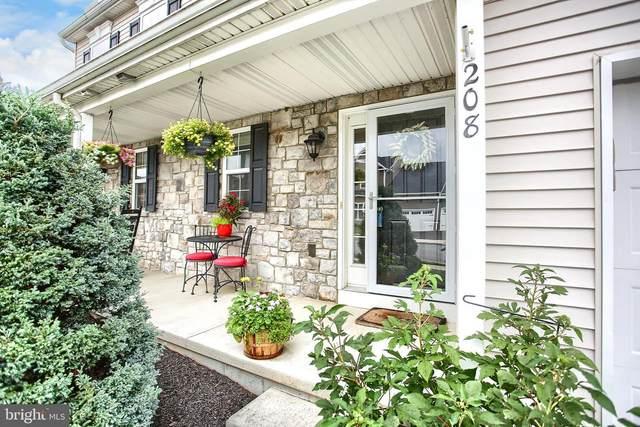 208 Waters Edge, MOUNT JOY, PA 17552 (#PALA169540) :: Iron Valley Real Estate
