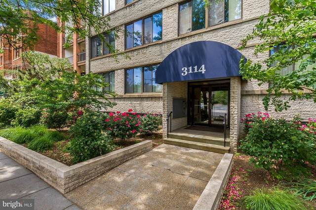 3114 Wisconsin Avenue NW # 202, WASHINGTON, DC 20016 (#DCDC485102) :: Ultimate Selling Team