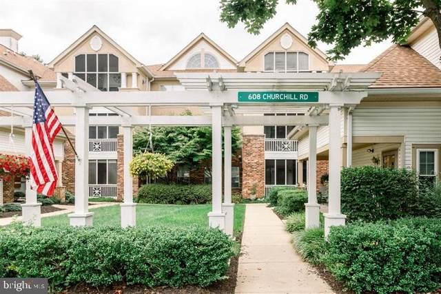 608 Churchill Road J, BEL AIR, MD 21014 (#MDHR251370) :: The Riffle Group of Keller Williams Select Realtors