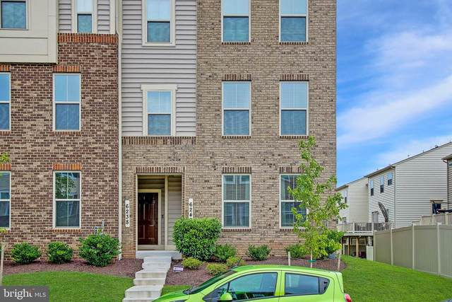 6240 Margarita Way, FREDERICK, MD 21703 (#MDFR270314) :: The Putnam Group