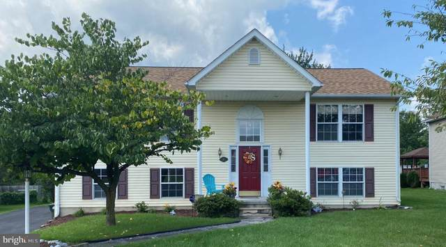 106 Sussex Circle, STEPHENS CITY, VA 22655 (#VAFV159588) :: Pearson Smith Realty