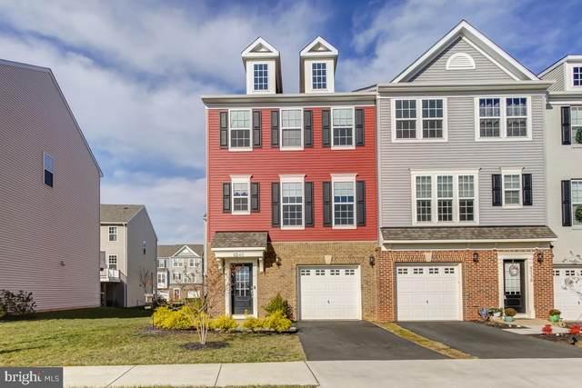 8540 Fortrose Drive, MANASSAS, VA 20109 (#VAPW503970) :: Debbie Dogrul Associates - Long and Foster Real Estate