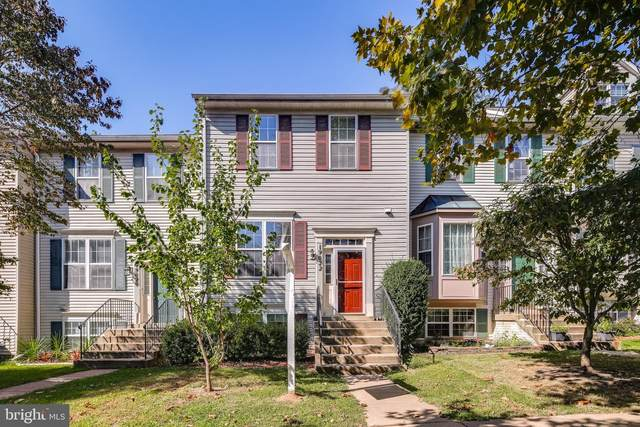 19022 Sawyer Terrace, GERMANTOWN, MD 20874 (#MDMC724356) :: AJ Team Realty
