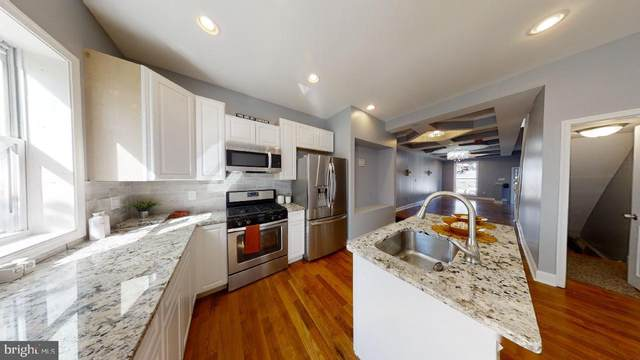 534 N Payson Street, BALTIMORE, MD 21223 (#MDBA523244) :: SP Home Team