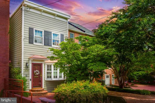 109 Franklin Street, ALEXANDRIA, VA 22314 (#VAAX250624) :: Crossman & Co. Real Estate