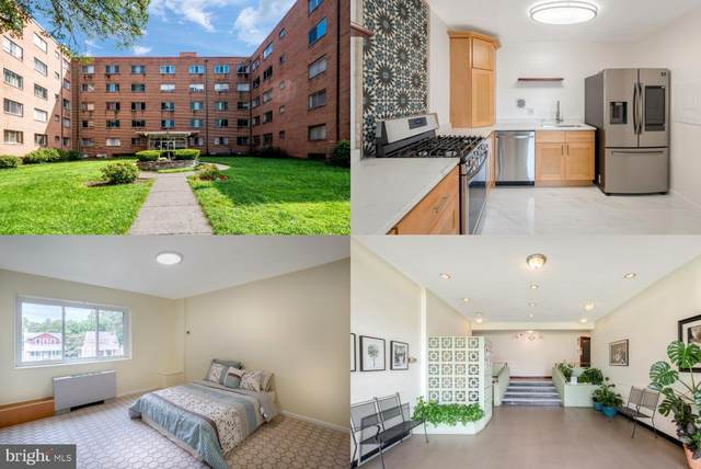 614 Sligo Avenue #207, SILVER SPRING, MD 20910 (#MDMC724420) :: SP Home Team