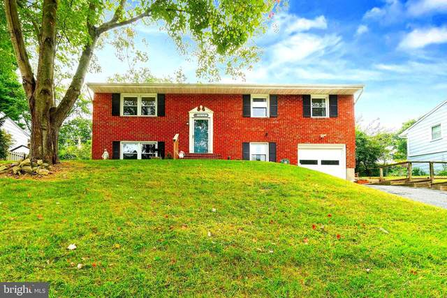 1618 Honeysuckle Drive, FOREST HILL, MD 21050 (#MDHR251422) :: The Dailey Group