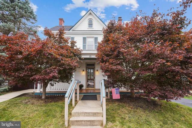 15 Maple Avenue, WALKERSVILLE, MD 21793 (#MDFR270400) :: The Dailey Group