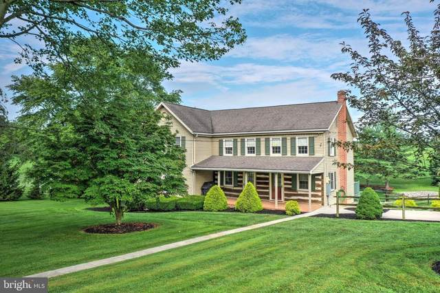 1263 Hoff Road, SPRING GROVE, PA 17362 (#PAYK144884) :: The Lutkins Group