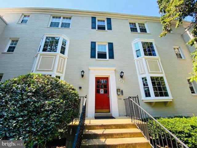 824 S Arlington Mill Drive #202, ARLINGTON, VA 22204 (#VAAR169110) :: Crossman & Co. Real Estate