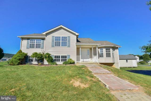26 Duckwoods, MARTINSBURG, WV 25403 (#WVBE180162) :: Pearson Smith Realty