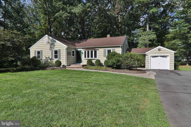 32 Scott Avenue, PRINCETON JUNCTION, NJ 08550 (#NJME301566) :: RE/MAX Main Line