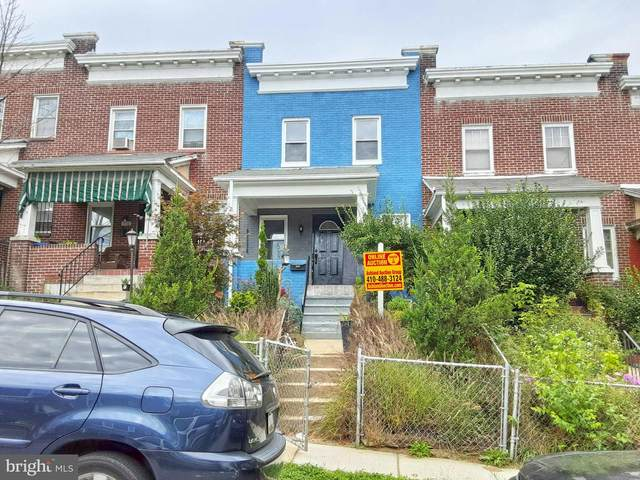 772 N Edgewood Street, BALTIMORE, MD 21229 (#MDBA523664) :: SURE Sales Group