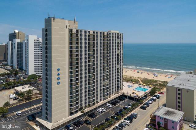 9400 Coastal Highway #1303, OCEAN CITY, MD 21842 (#MDWO116708) :: CoastLine Realty
