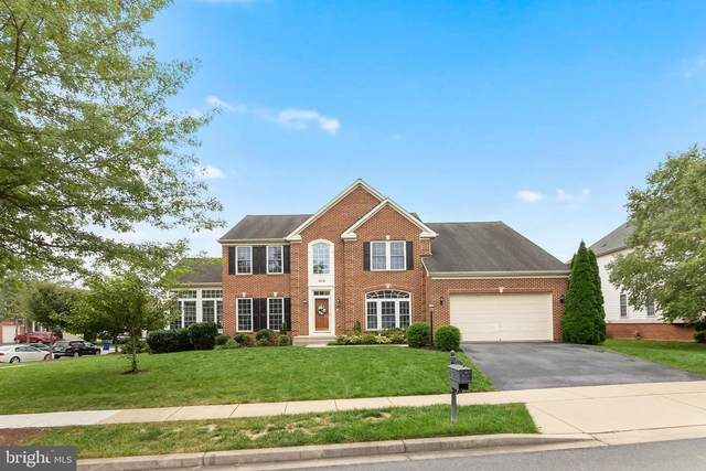 9129 Belvedere Drive, FREDERICK, MD 21704 (#MDFR270582) :: The Putnam Group