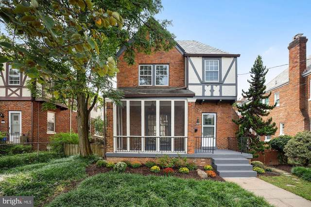 7004 9TH Street NW, WASHINGTON, DC 20012 (#DCDC486124) :: Ultimate Selling Team