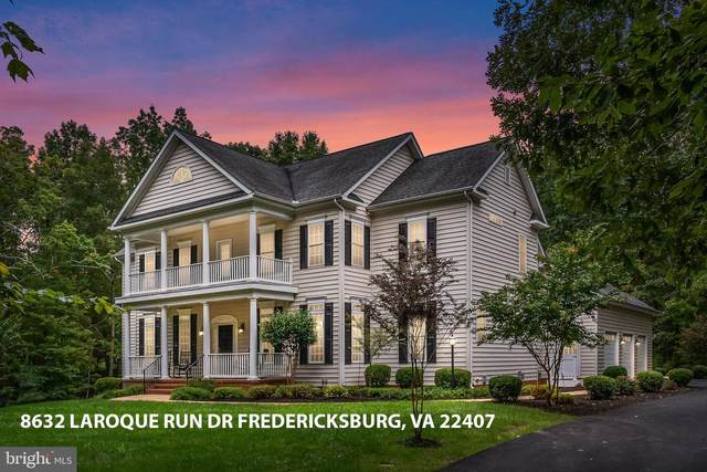 8632 Laroque Run Drive, FREDERICKSBURG, VA 22407 (#VASP225128) :: Bruce & Tanya and Associates