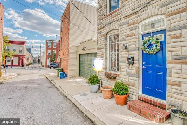 268 S Duncan Street, BALTIMORE, MD 21231 (#MDBA523800) :: Jennifer Mack Properties