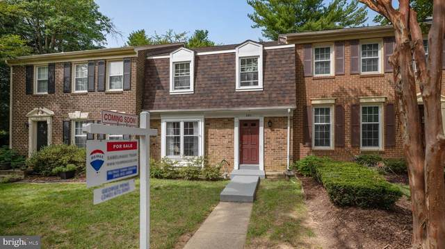 6911 Lafayette Park Drive, ANNANDALE, VA 22003 (#VAFX1154340) :: Tom & Cindy and Associates
