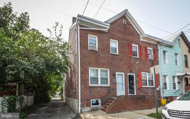 825 Cherry Street, TRENTON, NJ 08638 (#NJME301704) :: Keller Williams Realty - Matt Fetick Team