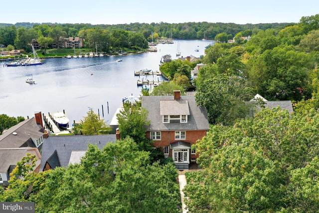 9 Southgate Avenue, ANNAPOLIS, MD 21401 (#MDAA446236) :: The Putnam Group