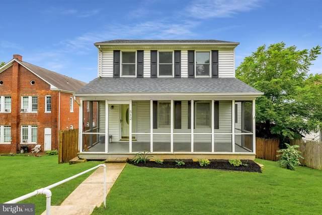 512 E A Street, BRUNSWICK, MD 21716 (#MDFR270666) :: Blackwell Real Estate