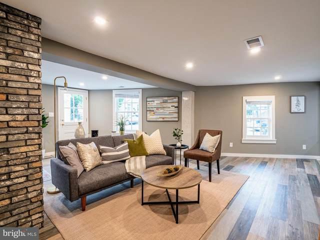 115 S Payne Street, ALEXANDRIA, VA 22314 (#VAAX250878) :: Crossman & Co. Real Estate